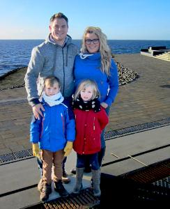 Gastgeberfamilie Petersen