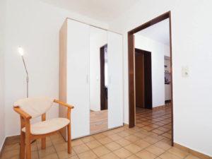 Apartment 5 Schlafraum