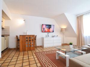 Apartment 5 Wohnraum