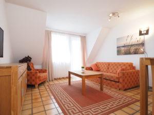 Apartment 6 Wohnraum