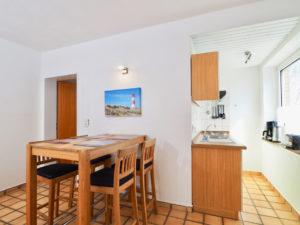 Apartment 6 Küchenzeile/Esstisch