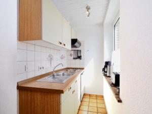 Apartment 6 Küchenzeile