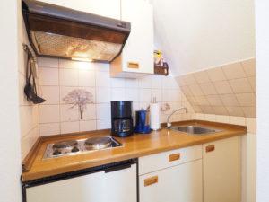 Apartment 7 Küchenzeile