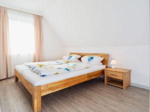 Apartment 8 Schlafraum