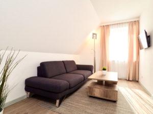 Apartment 8 Wohnbereich