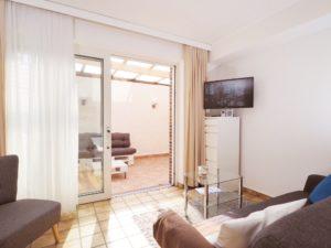 Apartment 3 Wohnbereich