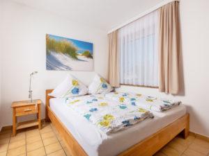 Apartment 4 Schlafzimmer 2